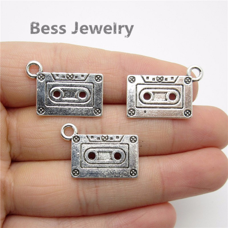 50 Pcs Vintage Charms Anchors Pendant Antique Silver Fit Bracelets Necklace Diy Metal Jewelry Making Jewelry Sets & More Jewelry & Accessories