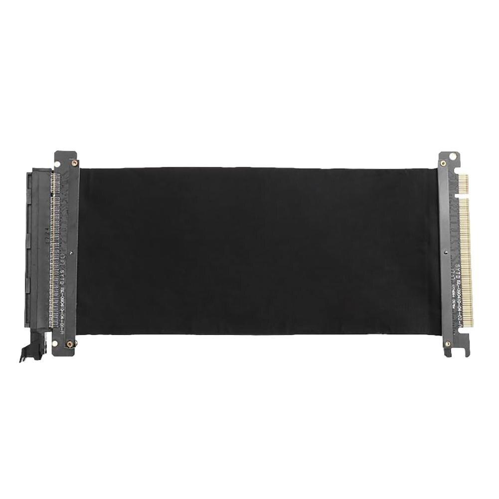 Оптовая продажа PCI-Express 16X3,0 гибкий кабель удлинитель высокая скорость ПК Riser Card адаптер