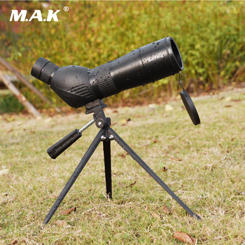 15-45X60 BAK4 Prism Zoom HD Target Spotting Scope Light Night Vision Waterproof Telescope for Birdwatching