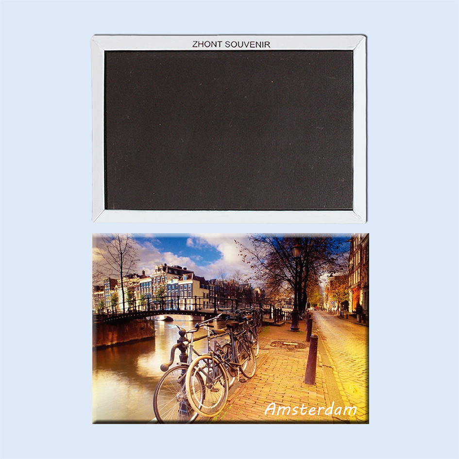 Nett Amsterdam Niederlande Souvenirs Der Tourist 22531 Landschaft Magnetischen Kühlschrank Geschenke Für Freunde So Effektiv Wie Eine Fee Wohnkultur