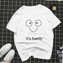 Harajuku Fashion Cotton TShirt Letter Print 2019 New Summer Short Sleeve Graphic Tees Women Summer O-Neck Female T-shirt Clothes цены