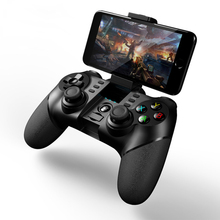 PG-9076 Wireless Bluetooth Game Controller Games Joystick Control Gamepad Gaming Phone For Android Smartphone/Smart TV/Box/PC