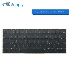 NTC Supply For Laptop Keyboards A1990 US English Keyboard For Macbook Pro Retina 15 A1990 Keyboard Replacement Mid2018 EMC 3215