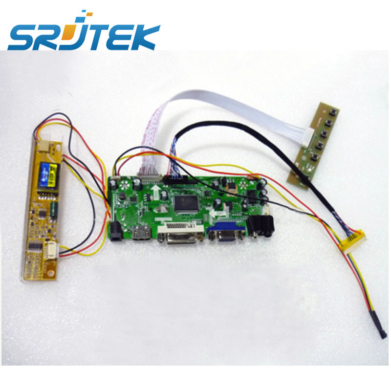 M.NT68676.2A(HDMI+DVI+VGA+Audio)14. inches 15. inches LTN150XC-L01 1024*768 LVDS 30 Needle Laptop LCD Controller Board