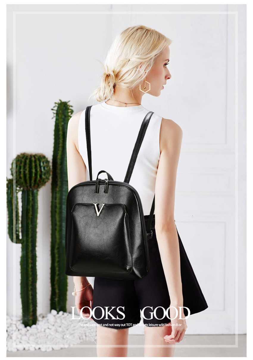 HTB1CavnXzzuK1Rjy0Fpq6yEpFXag 2018 Women Vintage Backpack Leather Luxurious Women Backpack Large Capacity School Bag For Girls Leisure Shoulder Bags For Women