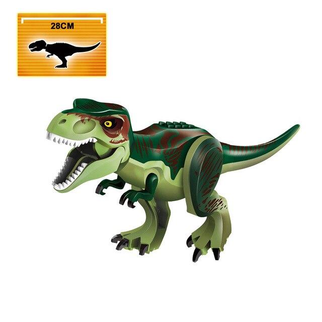 Jurassic-World-2-Dinosaur-Building-Blocks-Legoings-Jurassic-Dinosaur-Figures-Bricks-Tyrannosaurus-Rex-Indominus-I-Rex.jpg_640x640 (11)