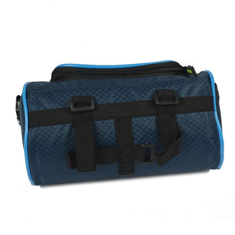 Wodoodporny Ekran Dotykowy Sakwy Rowerowe Rower Górski Rower Torby Phone Bag Case Rower Szosowy Rura Przednia Kierownica Torba Cylindra 39