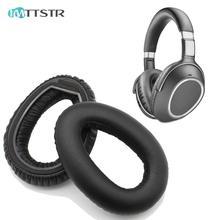 Imttstr 1 쌍의 귀 패드 earpads 귀마개 커버 쿠션 교체 컵 sennheiser pxc550 pxc 550 슬리브