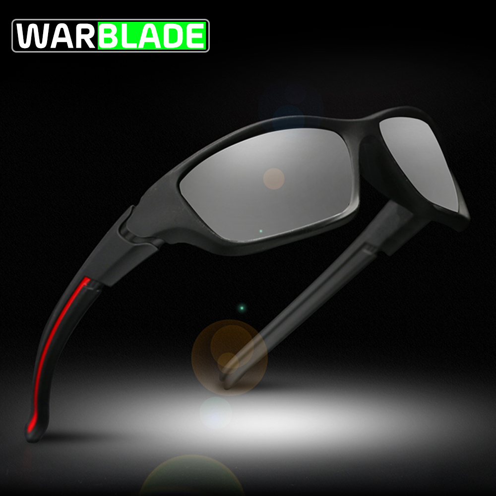 2259175e7f 2018 Brand Photochromic Polarized Sunglasses Men Cycling Chameleon  Discoloration Sun Glasses Bike Square Driving Gafas Ciclismo-in Cycling  Eyewear from ...