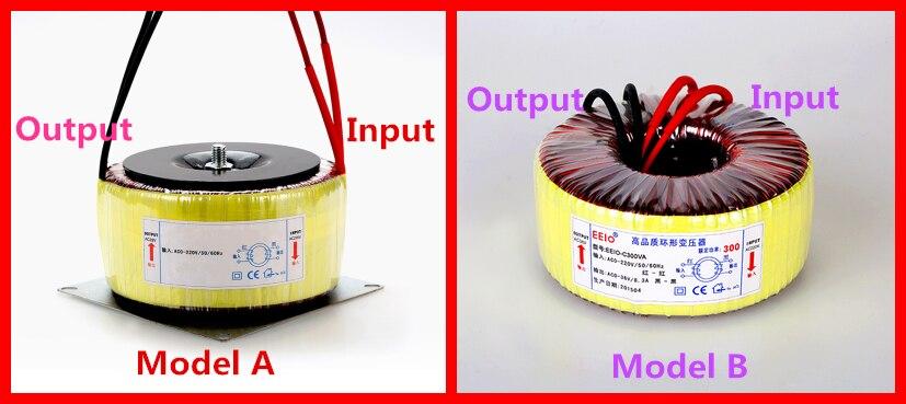 Transformador toroidal de cobre do isolamento do