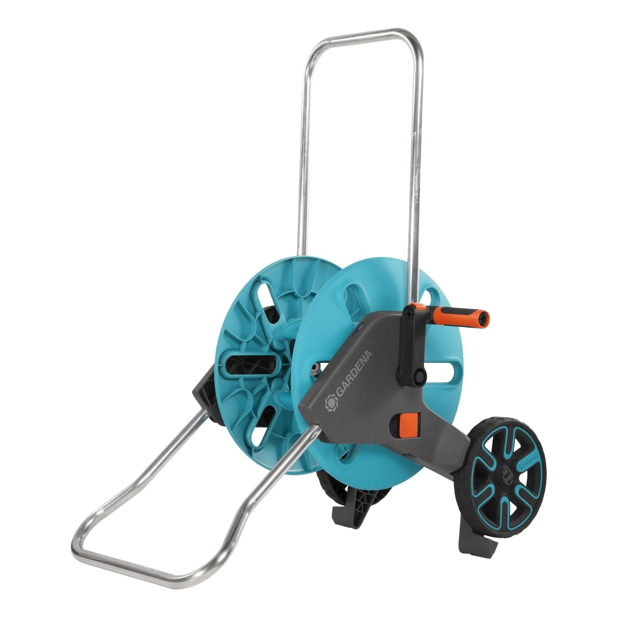 Hose Reel GARDENA 18510-20.000.00 (protection течи, Kick & Stand function, protection from Frost) стоимость