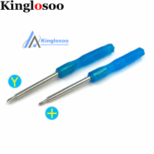 Y Tip Tri point tri wing and cross screwdriver for GBA GBC DMG NDS DSL DSI 3DS XL Wii PS4 Controller repair tool