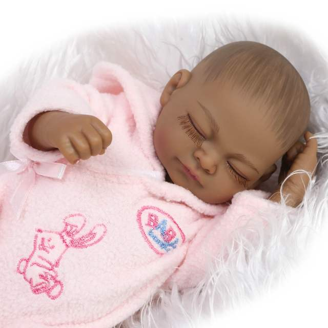 a31578c3a9d92 10inch newest lovely miniature preemie newborn baby doll baby bathing toys  child gifts