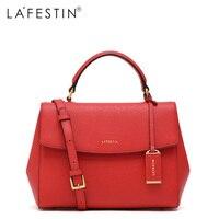 LAFESTIN прочная сумка кожа Сумка 2018 модные женские туфли дизайнерские сумки через плечо люксовые бренды мешок bolsa