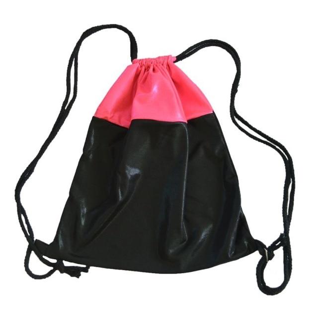 c443ce8e50 Dance Ballet gymnastics Bags dance costume accessories Dance bag bundle  pocket Girl drawstring shoulder pouch