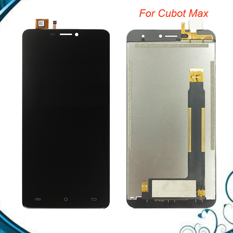 6.0inch For Cubot Max LCD Display+Touch Screen Android Screen Digitizer Assembly 1280X720 FHD6.0inch For Cubot Max LCD Display+Touch Screen Android Screen Digitizer Assembly 1280X720 FHD