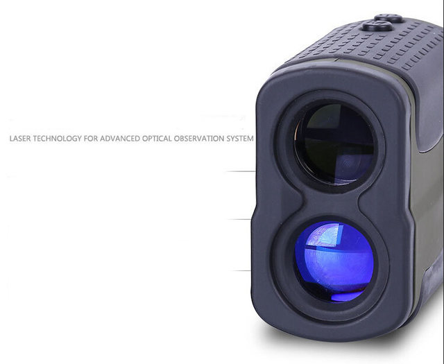 Online shop 700m laser range finder monocular telescope hunting