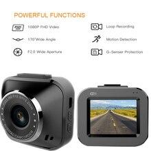 Mini Car Recorder, 1080P HD Car Camera, Car DVR Dashboard Camera 2