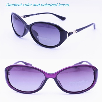 0748f30dc2aa S3042 high quality UV400 polarized unique style outdoor gradient color  light weight 2018 fashion sunglasses for