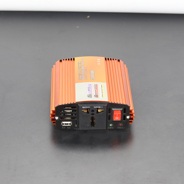 300W falownik solarny OFF sieciowy DC 12V 24v do 220V AC zmodyfikowany falownik sinusoidalny 50Hz/60Hz