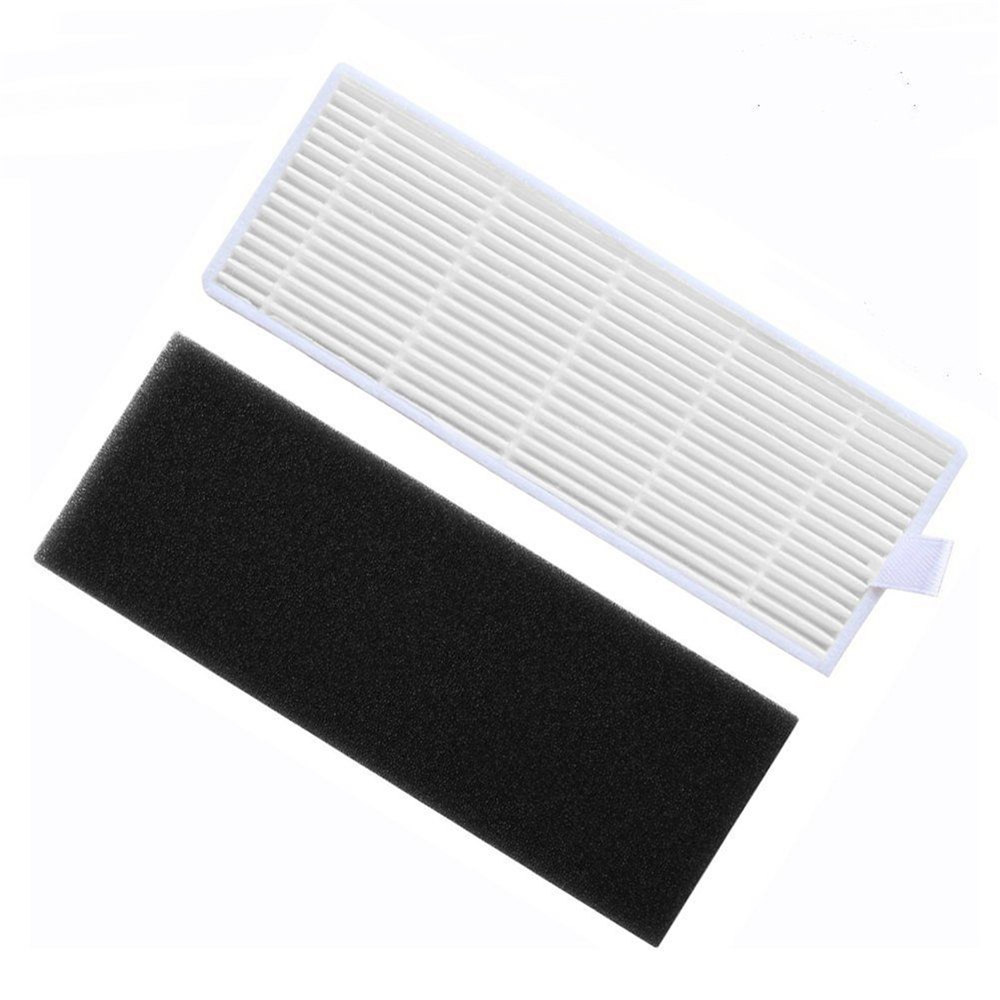 20pcs Parts HEPA Filter for ILIFE A6 A4 A4S DN621DN621DN620 Vacuum Cleaner Robot Replacement Accessories все цены