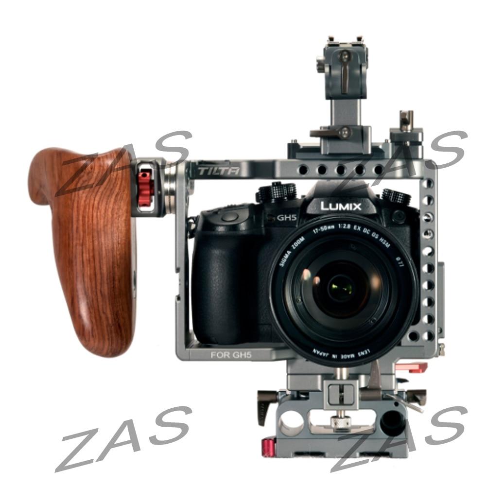 TILTA ES-T37A / ES-T37 Նոր բռնակ Panasonic GH4 / GH5 - Տեսախցիկ և լուսանկար - Լուսանկար 2