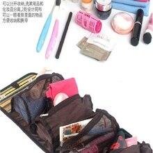 Na zewnątrz camping przenośna torba do prania kosmetyczka podróżna styl ludowy torba organizer do przechowywania torba wisząca torba modne torebki