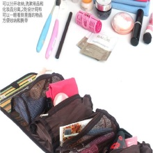 Outdoor camping portable wash bag travel cosmetic bag folk style finishing bag storage bag hanging bag fashion handbags