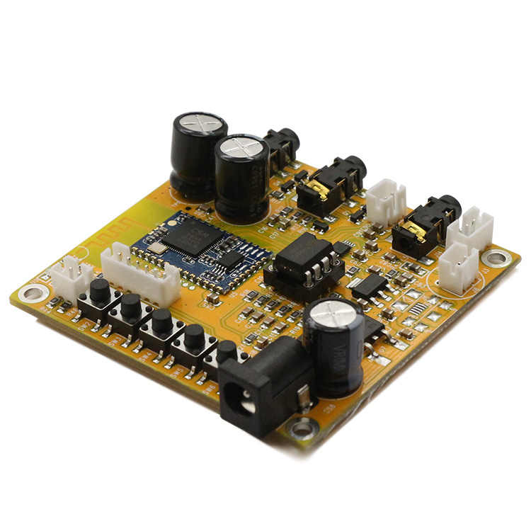 CSR8635 + NE5532 4717 4 0 Bluetooth аудио приемник Мощность Плата усилителя