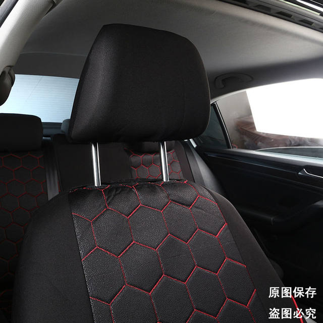Car Seat Cover Auto Covers For Alhambra Altea Cordoba Ibiza Leon 2 3 Fr Toledo Protector