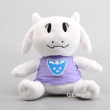 Undertale Toriel-juguetes de peluche de alta calidad, muñecos de peluche suaves de 9