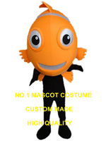 clown fish mascot costume custom adult size cartoon character cosplay carnival costume 3183