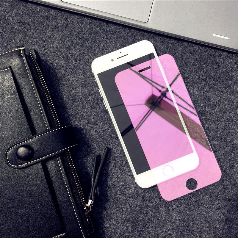 Image 4 - Mirror Tempered Glass For iPhone X XR XS MAX Screen Protector Glass For iPhone 6 6s 7 8 Plus 11 Pro Protective Glass Guard Cover-in Phone Screen Protectors from Cellphones & Telecommunications