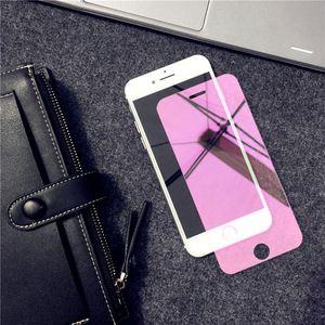 Image 4 - מראה מזג זכוכית עבור iPhone X XR XS מסך מגן זכוכית עבור iPhone 6 6s 7 8 בתוספת 11 12 פרו מגן זכוכית משמר כיסוי