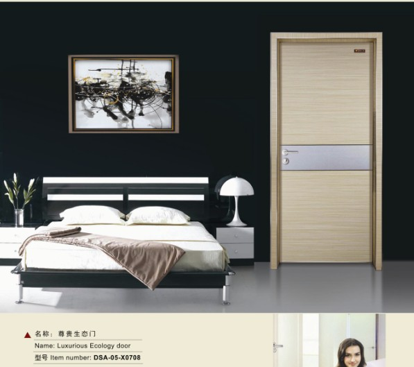Cheap Paint Colors China Modern Interior Mdf Wood Bedroom Door Design