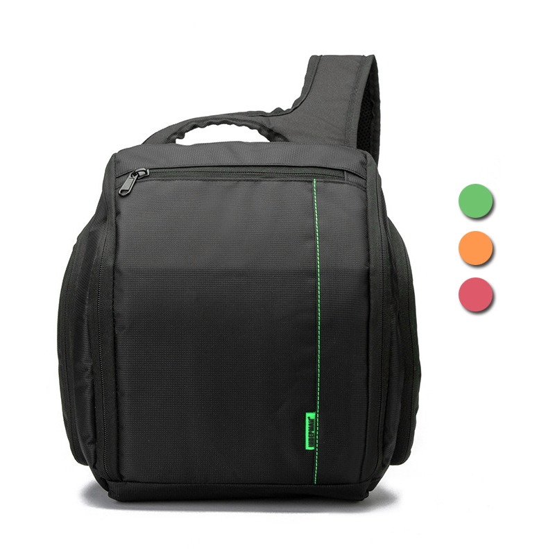 Bagpack for Camera Bags Photo Camera Sling Bag Shoulder Cross Digital Case Waterproof Shockproof DSLR Men Women Chest Bag 2018 waterproof men messenger camera bag brand camera video bags photo bag men digital dslr camera laptop shoulder bags li 1394