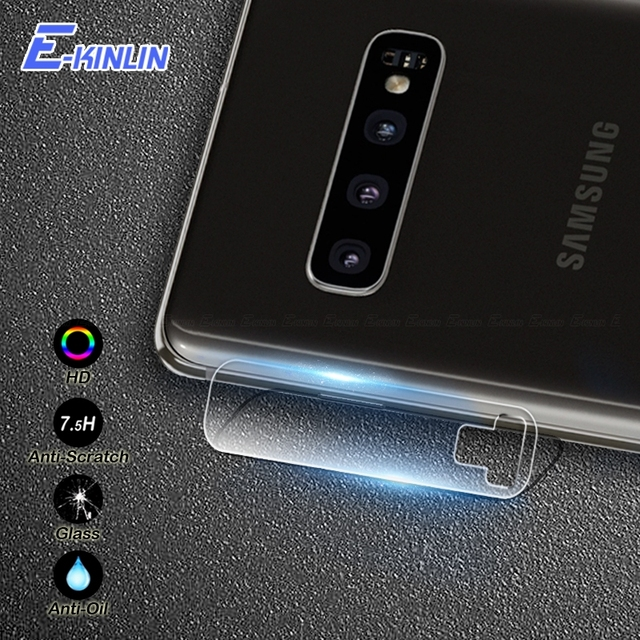 Back Camera Lens Protective Tempered Glass Screen Protector Film For Samsung Galaxy Note 9 8 5 S10 5G S10e S9 S8 S7 S6 Edge Plus