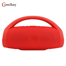 Comilkey B-5 Super-Portable Bluetooth Wireless Speaker Mini Speaker Sound Outdoor Waterproof Loudspeaker TF AUX USB  For Xiaomi