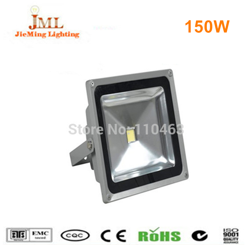 Home Theater Light Color Temperature: Outdoor Advertising Projectors 150W LED Flood Lights