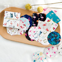 45 pcs/lot (1 bag) DIY Cute Kawaii Bird Paper Stickers Lovely Decorative Sticker For Home Decoration Free Shipping 3328