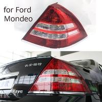 MZORANGE Left/Right Outside Rear Tail Light Lamp for Ford Mondeo 2004 light Assembly