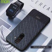 Poco F1 Case For Xiaomi Pocophone F1 Case Back Cover Busines