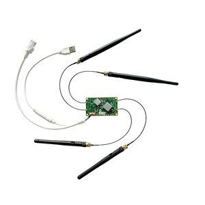 Image 1 - VONETS VM5G cao cấp không dây 1200 M 5.8G Wifi 2 băng tần Mô đun thang máy giám sát video HD chuyên dụng điểm điểm điểm transmiss