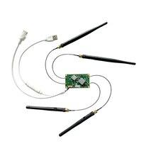 VONETS VM5G yüksek güç 1200 M kablosuz 5.8G çift bant wifi modülü asansör izleme HD video adanmış noktası noktadan noktaya şanzıman