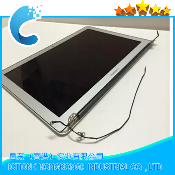 Original NEW Year 2010 2011 A1369 LCD Display Complete Full Assembly for Macbook Air 13'' MC503 MC504 MC965 MC966 MD508