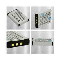 NP-70 CNP70 NP70 Rechargeable lithium battery pack for CASIO EX-Z150 EX-Z250 EX Z150 Z250 Batteries bateria celular