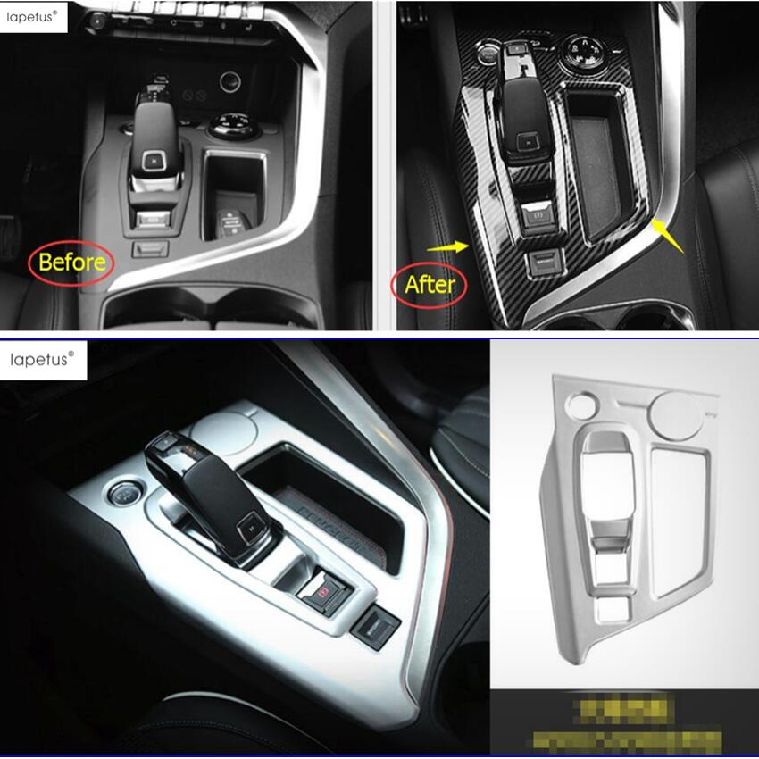 Aliexpress Com Buy Lapetus Accessories Fit For Hyundai: Lapetus Accessories Fit For Peugeot 3008 3008GT 2017 2018