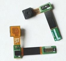 Wholesale 10pcs lot Original Top QualityFront Facing Camera Module With Flex Cable for Samsung Galaxy Note1