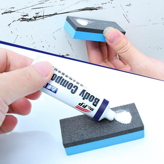 Car Scratch Repair Kits Body Compound Polishing Grinding Paste for Hyundai IX35 Solaris Accent Tucson Elantra Sonata Creta Kona