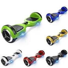 UL2272 6.5 pulgadas Hoverboard Scooter Eléctrico Auto-equilibrio Con Barra de Protección Mejor juguete para Adultos Niño EE. UU. Plug